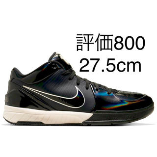 NIKE - Nike undefeated コービー4 プロトロ 27.5cm