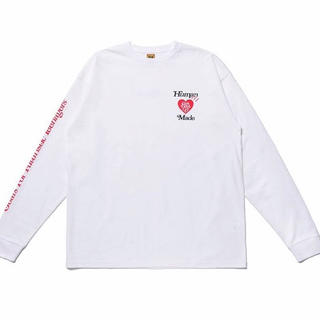 ジーディーシー(GDC)の【限定】HUMAN MADE®︎ × Girls Don 't Cry ロンT(Tシャツ/カットソー(七分/長袖))