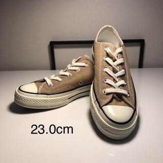 CONVERSE - 23.0cm CONVERSE ct70 チーク teak