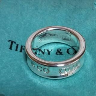 Tiffany & Co. - ティファニーシルバーリングサイズ9
