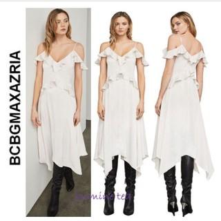 ビーシービージーマックスアズリア(BCBGMAXAZRIA)のBCBG ロング ワンピース ドレス(ロングドレス)