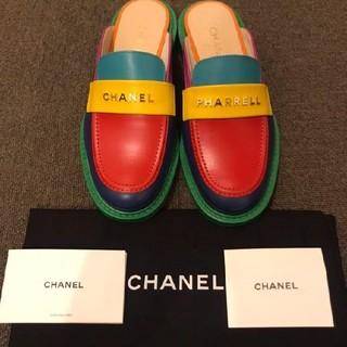 CHANEL - CHANEL X PHARRELL 限定