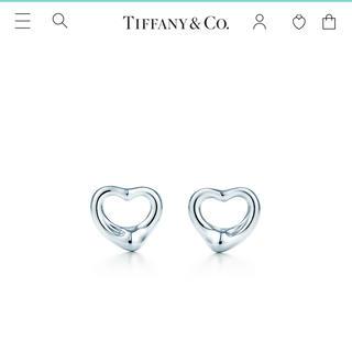 ティファニー(Tiffany & Co.)のティファニー オープンハートピアス(ピアス)
