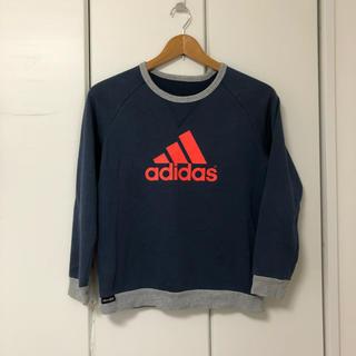 アディダス(adidas)の男の子 トレーナー 150 adidas(Tシャツ/カットソー)