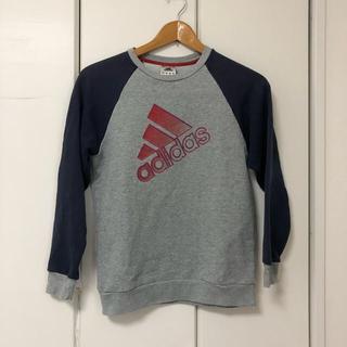 アディダス(adidas)の男の子 トレーナー adidas 150②(Tシャツ/カットソー)