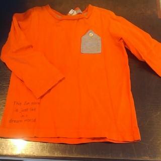 サマンサモスモス(SM2)の長袖シャツ 95㎝(Tシャツ/カットソー)