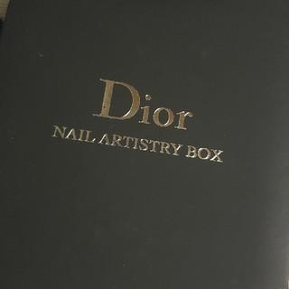 ディオール(Dior)のDior❁NAIL ARTISTRY BOX(マニキュア)