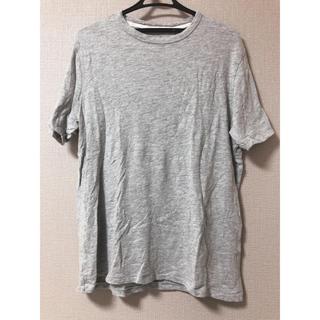 ムジルシリョウヒン(MUJI (無印良品))の【未使用】無印良品 Tシャツ(Tシャツ/カットソー(半袖/袖なし))