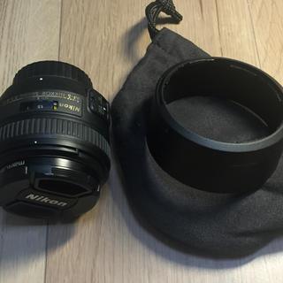 Nikon - NIKON 50mm f1.4