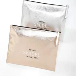 snidel - スナイデル クラッチバック