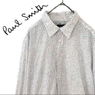 ポールスミス(Paul Smith)のpaul smith ポールスミス  ドット 水玉 メンズ シャツ(シャツ)