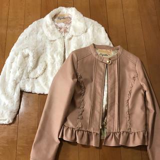 LIZ LISA - LIZ LISA × マイメロ コラボ リズメロ 洋服 2点セット♡