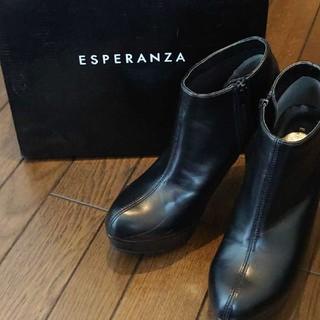 ESPERANZA - エスペランサ☆ショートブーツ