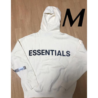 FEAR OF GOD - FOG Essentials Pullover Hoodie 人気のMサイズ