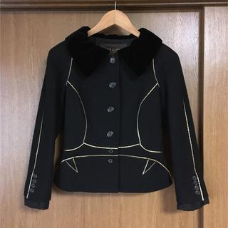ルイヴィトン(LOUIS VUITTON)の新品 ルイヴィトン コート 黒(その他)
