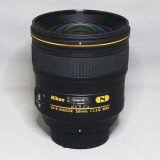 Nikon - [美品]Nikon AF-S NIKKOR 24mm f/1.4G ED