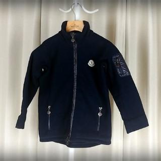 モンクレール(MONCLER)の美品 モンクレール キッズ ブルゾン サイズ140 送料込み(ジャケット/上着)