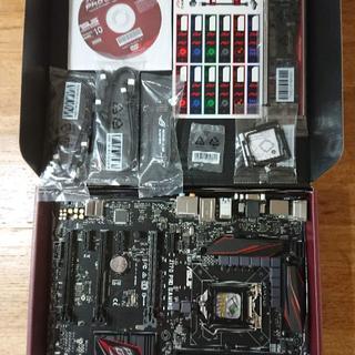 エイスース(ASUS)のASUS Z170 PRO GAMING(PCパーツ)