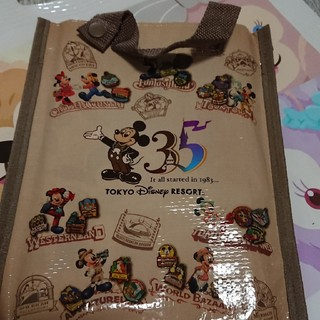 Disney - 35周年 レジャーシート