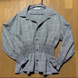 スライ(SLY)のスライ チェックシャツ(シャツ/ブラウス(長袖/七分))