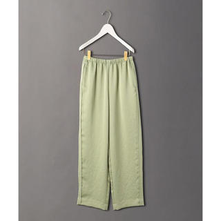 BEAUTY&YOUTH UNITED ARROWS - 6 ROKU NEW SATIN PANTS