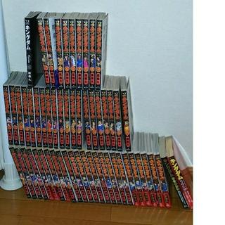キングダム1巻から55巻と英雄立志伝+戦国覇伝のセット