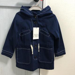 ZARA KIDS - 【新品】ZARA キッズ アウター コート 110サイズ ジャケット