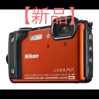 Nikon - Nikon デジタルカメラ COOLPIX W300 OR クールピクス