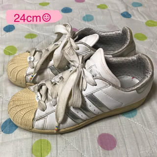 adidas - 24.0cm アディダス スニーカー