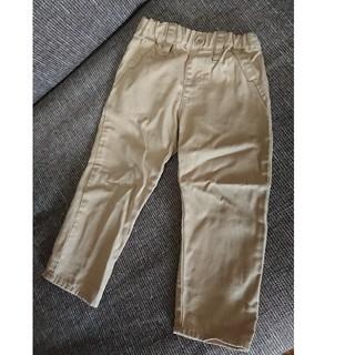 コムサイズム(COMME CA ISM)のコムサ ベージュ パンツ ズボン(パンツ/スパッツ)