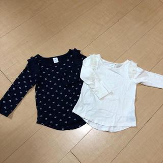 ベビーギャップ(babyGAP)の【美品】BABY GAP♡薄手の長袖トップスセット(シャツ/カットソー)