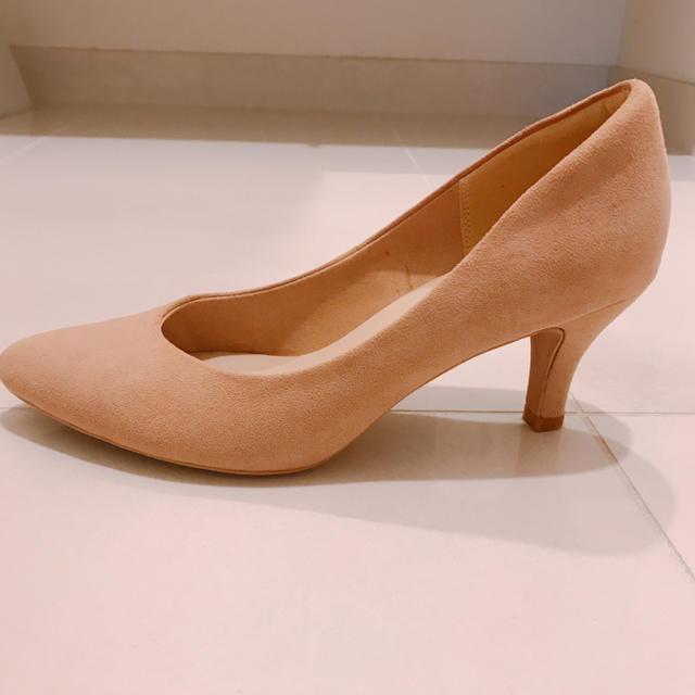 5cmヒールパンプス レディースの靴/シューズ(ハイヒール/パンプス)の商品写真
