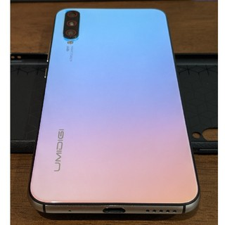ANDROID - UMIDIGI X(Breathing Crystal色)