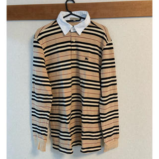 BURBERRY - バーバリー ロンドン ポロシャツ ラガーシャツ
