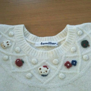 familiar - セーター ファミリア