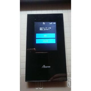 エヌイーシー(NEC)の【商談中】Aterm MR04LN  2台(その他)
