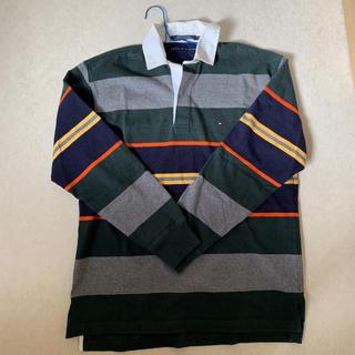 TOMMY HILFIGER - TOMMYHILFIGER ラガーシャツ