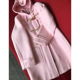 ラルフローレン(Ralph Lauren)の美品!国内正規品!  ラルフローレン ダッフルコート ライトピンク サイズ160(コート)