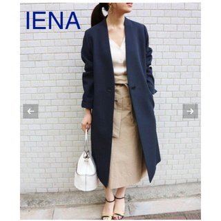 IENA - IENA VI/PE Vネックコート