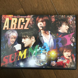 A.B.C.-Z - Johnny's Dome Theatre〜SUMMARY2012〜A.B.C-