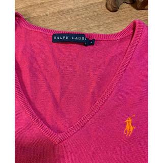 Ralph Lauren - Ralph Lauren 綿セーター