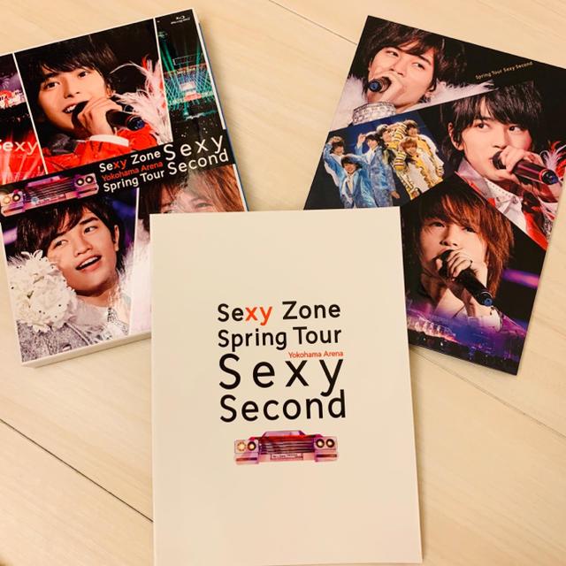 Sexy Zone(セクシー ゾーン)のSexy Zone/Sexy Zone Spring Tour Sexy  エンタメ/ホビーのDVD/ブルーレイ(アイドル)の商品写真