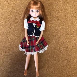 Takara Tomy - 中古 リカちゃん人形