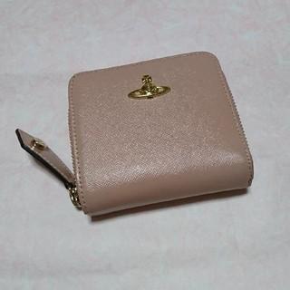 ヴィヴィアンウエストウッド(Vivienne Westwood)の《極美品》ヴィヴィアンウエストウッド 折り財布  スクイグル《お箱付き》(財布)