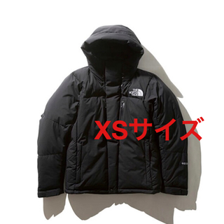 ザノースフェイス(THE NORTH FACE)の【XSサイズ】バルトロライトジャケット ブラック(ダウンジャケット)