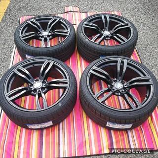 BMW - 新品 タイヤホイール 4本セット 20インチ BMW 5シリーズ 6シリーズ X