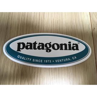 パタゴニア(patagonia)の◆パタゴニア 廃盤ステッカー サーフロゴ オーバル◆希少(その他)