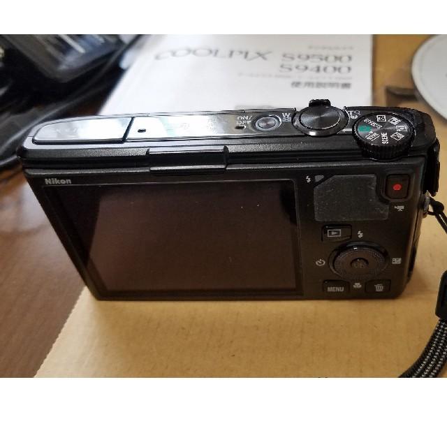 Nikon(ニコン)のNikonクールピクスS9500 スマホ/家電/カメラのカメラ(コンパクトデジタルカメラ)の商品写真