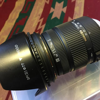 SIGMA - SIGMA 17-50 F2.8 EX DC OS キャノン用レンズ