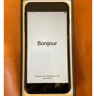 Apple - iPhone7Plus Jet Black 256GB SIMロック解除済